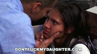 DONT FUCK MY DAUGHTER – My Boss's Young Daughter Has The Tightest Pussy